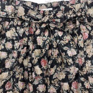 Staring at Stars Shorts - Staring at Stars Floral Shorts